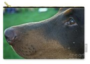 Red Doberman Champion  Carry-all Pouch