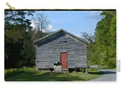 Red Door Of The One Room School House Carry-all Pouch