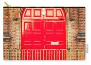 Red Door Carry-all Pouch by Tom Gowanlock