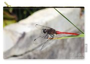 Red Dragonfly 2 Carry-all Pouch