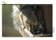 Red Eyed Demon Squirrel Carry-all Pouch