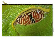 Red Eyed Tree Frog Eyelid Costa Rica Carry-all Pouch