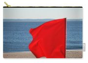 Red Flag Carry-all Pouch