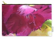 Red Flower In The Abstract Carry-all Pouch