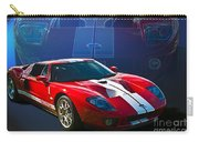 Red Ford Gt40 Carry-all Pouch