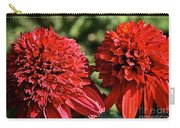 Red Head Twins Carry-all Pouch