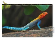 Red-headed Agama Carry-all Pouch