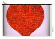 Red Heart Carry-all Pouch