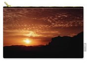 Red Hot Sunrise  Carry-all Pouch