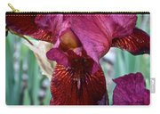 Red Iris Duo Carry-all Pouch