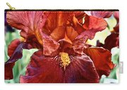 Red Iris Carry-all Pouch