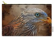 Red Kite - Featured In The Groups - Spectacular Artworks And Wildlife Carry-all Pouch