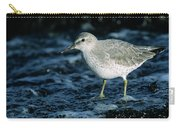 Red Knot Calidris Canutus In Winter Carry-all Pouch