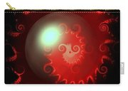Red Nautilus Carry-all Pouch