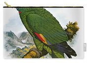 Red-necked Amazon Parrot Carry-all Pouch