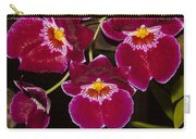 Red Orchids Carry-all Pouch