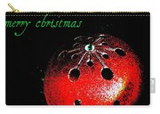 Red Ornament Carry-all Pouch
