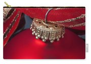 Red Ornaments Carry-all Pouch