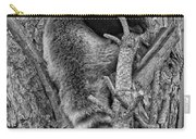 Red Panda 2 Monochrome Carry-all Pouch