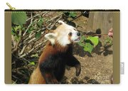 Red Panda Feeding Time Carry-all Pouch