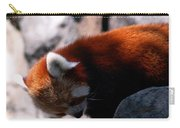 Red Panda Lost Keys Carry-all Pouch