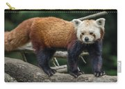 Red Panda Walking Carry-all Pouch