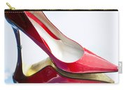 Red Patent Stilettos Carry-all Pouch