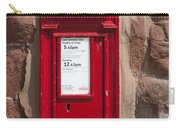 Red Postbox Carry-all Pouch