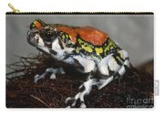 Red Rain Frog Carry-all Pouch