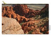 Red Rock Canyon At The Tank Carry-all Pouch