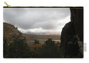 Red Rock Canyon View Carry-all Pouch