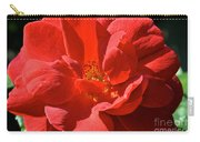 Red Rose Summer Carry-all Pouch