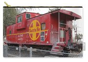 Red Sante Fe Caboose Train . 7d10325 Carry-all Pouch