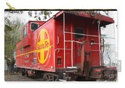 Red Sante Fe Caboose Train . 7d10332 Carry-all Pouch