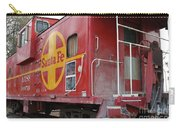 Red Sante Fe Caboose Train . 7d10334 Carry-all Pouch