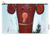 Red Scarecrow Carry-all Pouch