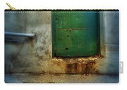 Red Shoes By Green Door Carry-all Pouch