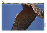 Red-shouldered Hawk - Apache Carry-all Pouch