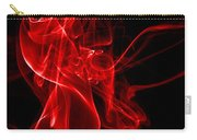 Red Smoke Carry-all Pouch