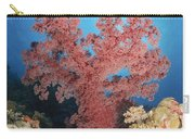 Red Soft Coral,  Australia Carry-all Pouch