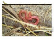 Red Soil Centipede - Strigamia Carry-all Pouch