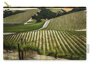Red Soles Vineyard Carry-all Pouch