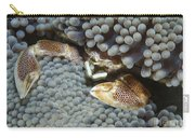 Red-spotted Porcelain Crab Hiding Carry-all Pouch