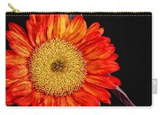 Red Sunflower II  Carry-all Pouch