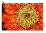 Red Sunflower Iv Carry-all Pouch