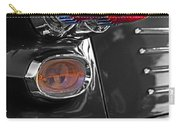 Red Tail Lights Carry-all Pouch