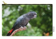 Red-tailed Black-cockatoo Carry-all Pouch