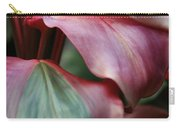 Red Ti - Cordyline Terminalis Carry-all Pouch