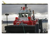 Red Tug Carry-all Pouch