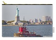 Red Tug Three And Liberty Carry-all Pouch